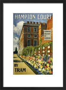 Hampton Court by Tram by The National Archives
