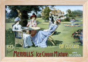 Merrill's Ice Cream by The National Archives