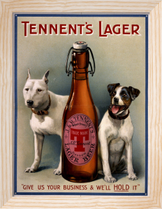 Tennent's Lager by The National Archives