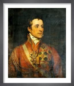 The Duke of Wellington, 1814 by Thomas Phillips