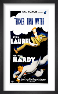 Thicker than Water, 1935 by Anonymous