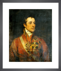 The Duke of Wellington, 1814 by Thomas Phillips