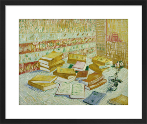 The Parisian Novels (The Yellow Books), 1887 by Vincent Van Gogh
