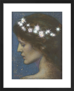 Night by Edward Robert Hughes