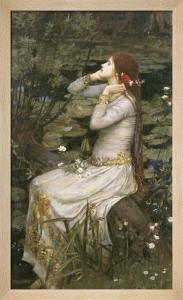 Ophelia by John William Waterhouse