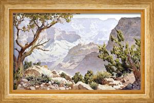 Grand Canyon by Gunnar Widforss