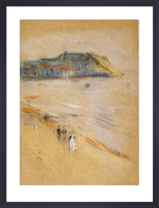 On the Beach, Hastings by James McNeil Whistler