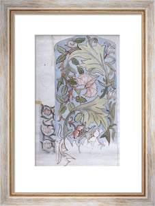 Design For Mantel Hanging, Attributed To Morris & Co Workshops by Christie's Images