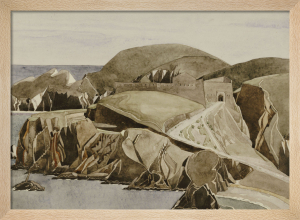 The Road through the Rocks, c.1926 by Charles Rennie Mackintosh