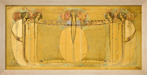The May Queen, 1900 by Margaret Macdonald Mackintosh