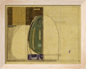 Design, 1916 For W.J Bassett-Lowke Esq by Charles Rennie Mackintosh