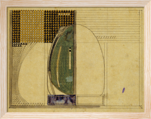 Design for W.J Bassett-Lowke Esq., 1916 by Charles Rennie Mackintosh