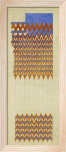 Fabric Design, 1916 by Charles Rennie Mackintosh