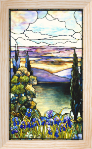Lakeland Scene Window by Lederle & Geisler