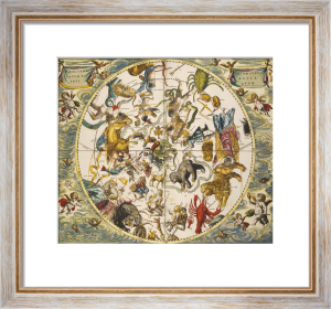 Atlas Coelestis Seu Harmonia Macrocosmica by Christie's Images