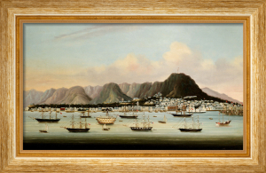 A View Of Victoria, Hong Kong, Circa 1862 by Christie's Images