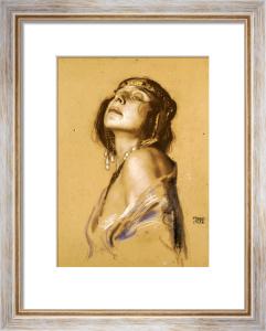 Salome by Franz Von Stuck