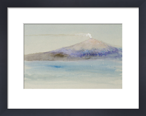 Etna From Taormina by John Ruskin