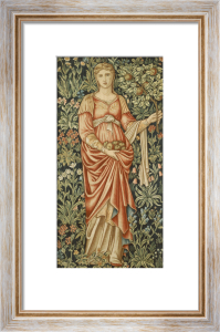 Pomona, 1884 by Sir Edward Burne-Jones