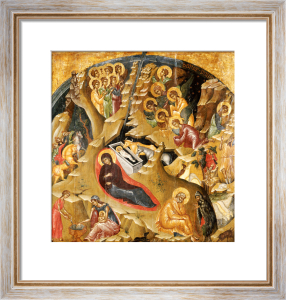 An Important Late Byzantine Icon Of The Nativity Of Christ by Christie's Images