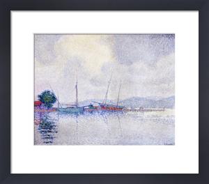 Saint-Tropez, After The Storm, 1895 by Paul Signac