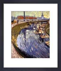 La Roubine Du Roi, 1888 by Vincent Van Gogh