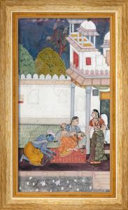 Ramakali Ragini. Bundi by Christie's Images