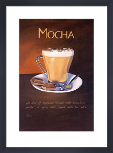 Urban Mocha by Paul Kenton