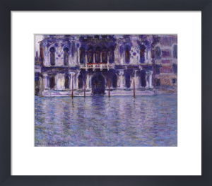 The Contarini Palace, 1908 by Claude Monet
