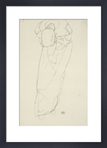 The Monk, 1914 by Egon Schiele