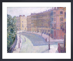 Mornington Crescent c.1910 (1) by Spencer Gore