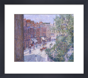 Mornington Crescent, c.1910 (2) by Spencer Gore
