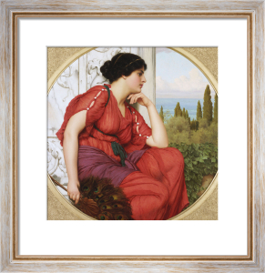 Reverie, 1910 by John William Godward
