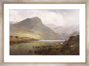 Loch Ness by Alfred de Breanski