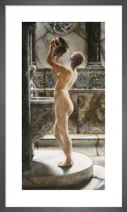 The Bath by John Reinhart Weguelin