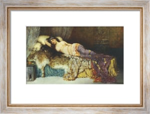 Sleeping Beauty by William A. Breakspeare