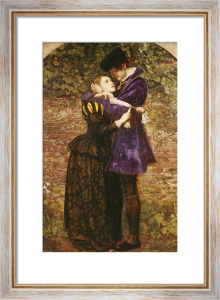 The Huguenot, 1852 by Sir John Everett Millais