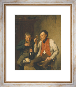A Toast by August Jernberg