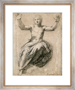 Christ in Glory by Raphael