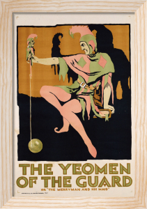 The Yeomen Of The Guard, C.1910 by Christie's Images