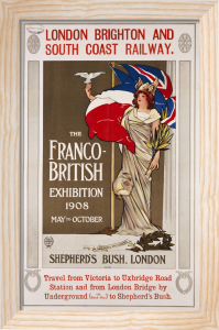 The Franco-British Exhibition, 1908 by Christie's Images