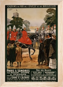 Paris A Londres. Maurice Toussaint, 1908 by Christie's Images