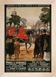 Paris A Londres. Maurice Toussaint, 1908 by Christie's Images