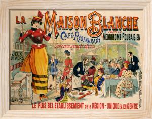 La Maison Blanche, C.1900 by Christie's Images