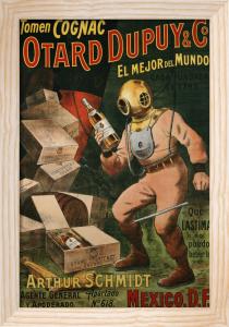 Cognac Otard Dupuy & Co, C.1910 by Christie's Images