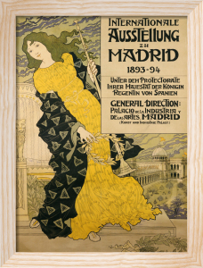 Internationale Ausstellung Zu Madrid, 1893 by Eugene Grasset