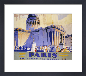 Paris, Southern Railway, C.1932 by Christie's Images