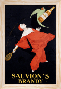 Sauvion's Brandy. I. Stall, 1925 by Christie's Images