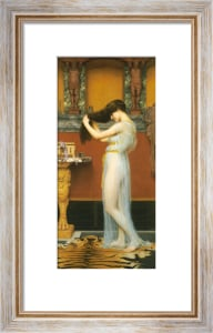 The Toilet, 1900 by John William Godward