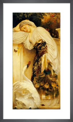 Odalisque by Lord Frederic Leighton